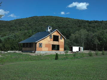 Vermont Home Construction